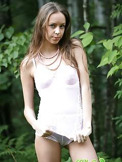 schoolgirl in lingerie pics