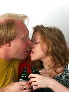 redhead schoolgirl pics